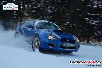 subaru winter rally moraru